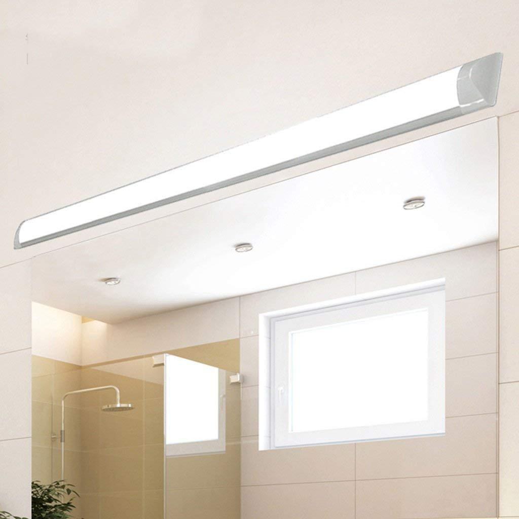 MJK Europäische und amerikanische LED-Leuchten, Geführte dekorative Beleuchtung, Badezimmer-modernes minimalistisches geführtes Wandlicht, Eitelkeits-Beleuchtungs-Wandlicht
