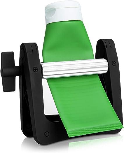 Toothpaste Roller Dispenser Squeezer Hair Color Dye Tube Wringer Rolling Tube