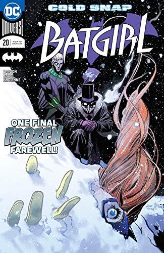 Batgirl (2016-) #20 -