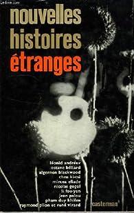 Nouvelles histoire etranges par Jean Palou