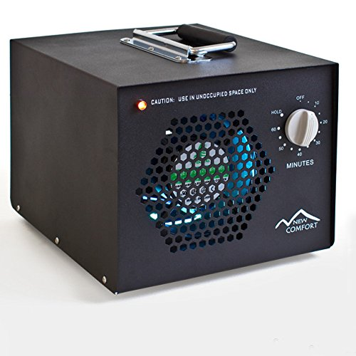 Commercial Air Purifier Cleaner Ozone Generator with UV Cleaning New Comfort