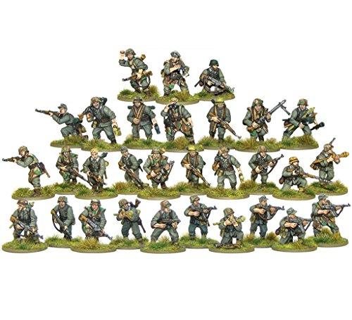 WGB-WM-09 German Army: German Grenadiers by Warlord Games