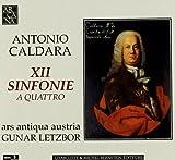 12 Sinfonia a Quattro