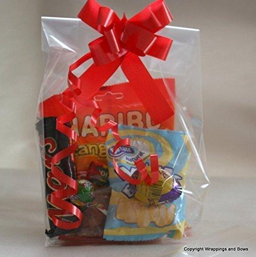 Wrappings and Bows - Bolsas de regalo grandes de celofán ...