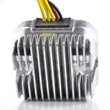 Mosfet Voltage Regulator Rectifier For Polaris Sportsman 550 / X2 550 / 550 XP / 850 / 850 XP 2009 2010 OEM Repl.# 4011636
