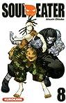 Soul Eater, tome 8  par Ohkubo