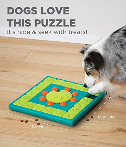 Nina Ottosson by Outward Hound – Interactive Puzzle Game Dog Toys