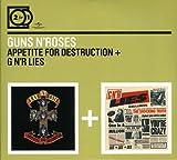 Guns N' Roses: 2 For 1: Appetite For Destruction/G N'r Lies (Audio CD)