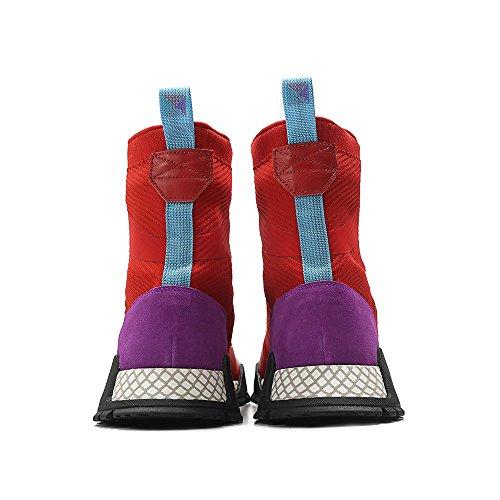 Adidas Originaler Menns Af 1,3 Primeknit Støvler Bz0611