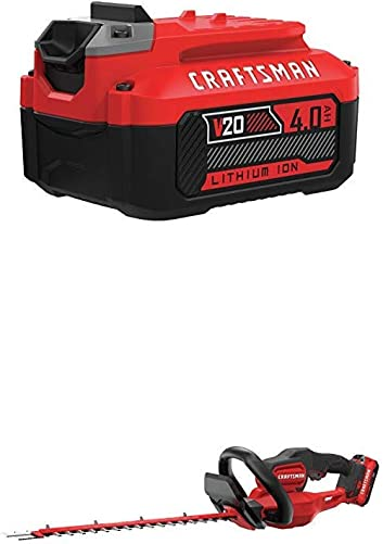 CRAFTSMAN V20 Cordless Hedge Trimmer Kit