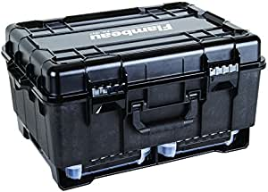 Flambeau Outdoors 4000CSH Stackhouse Pistol Case with Storage Cage