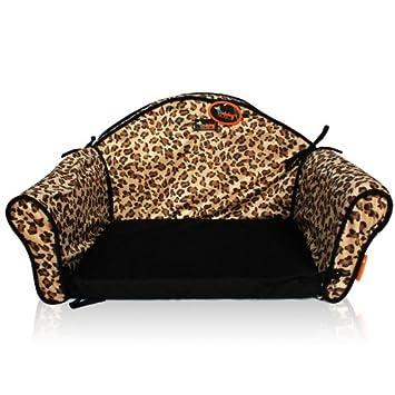 Ondoing Sofa para Perro de Calidad Alta Sofa Cama para Perro Sofas para Perros Pequenos Cama Perro 2 Colores y 2 Tamanos Disponibles: Amazon.es: Hogar