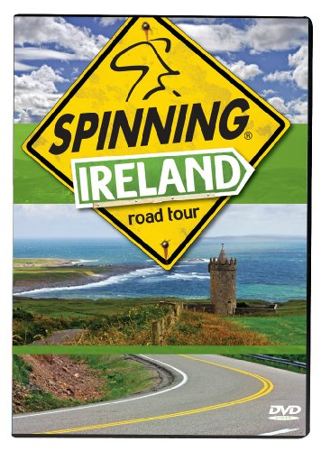 Spinning DVD - Spinning Ireland Road Tour - Spinning Dvds With Music