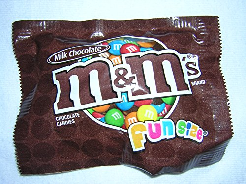 M&M's Funsize - 10 Pounds Bulk Fun Size Candy Wholesale Christmas Pinatas For Sale