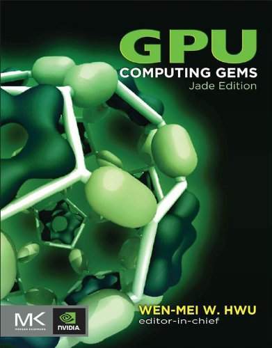 Download GPU Computing Gems Jade Edition (Applications of GPU Computing Series) Pdf
