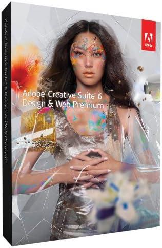 Creative Suite 6 Design & Web Premium(Mac版)
