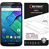 Chevron 0.3mm Pro+ Tempered Glass Screen Protector for Motorola Moto X Style (Pure Edition)