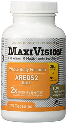 MedOp MaxiVision%C2%AE Whole Body Formula product image