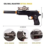Anstoy Electric with Gel Ball Blaster Water for