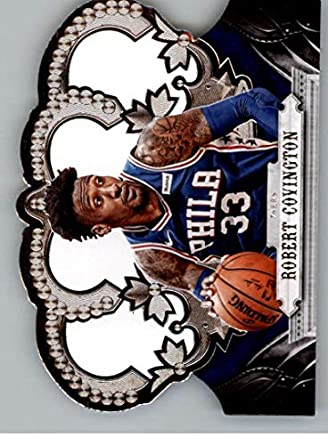 e4a592013080 2017-18 Panini Crown Royale NBA  92 Robert Covington Philadelphia 76ers