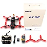 Weyand Falcon 220 Racing Drone Frame Kit-F3 Fight Control AT9S Transmitter Runcam Swift Camera Emax Bullet 20A ESC RS 2205S 2300kv Nomway 5.8G Transmitter Tx001 1550mah 4s 14.8V Battery