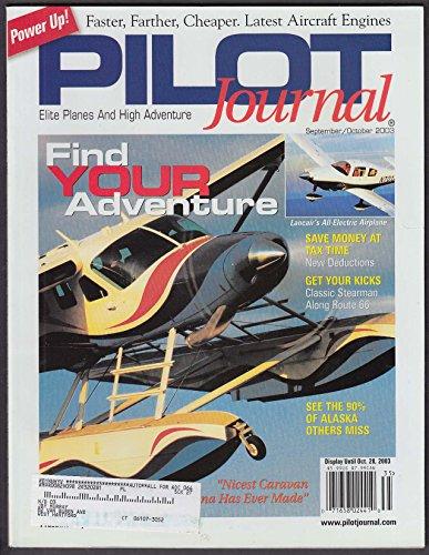 Columbia Journal (PILOT JOURNAL Bruce Bohannan General Electric Columbia 350 Stearman ++ 9-10 2003)