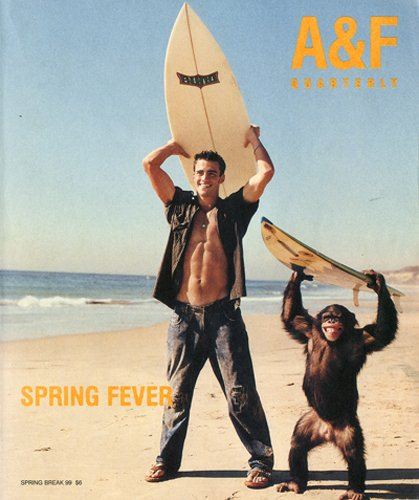 A & F Quarterly Abercrombie & Fitch Spring Break Spring for sale  Delivered anywhere in USA