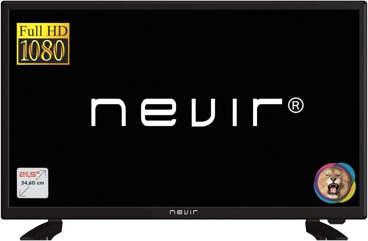 Nevir TV LED NVR-7702-22FHD2-N: Amazon.es: Electrónica
