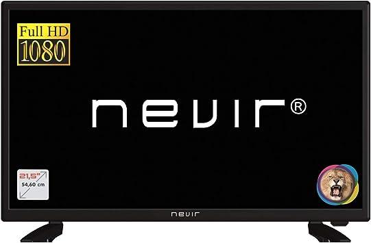 Nevir TV LED NVR-7702-22FHD2-N: BLOCK: Amazon.es: Electrónica