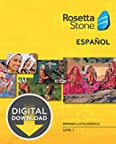 Rosetta Stone Spanish (Latin America) Level 1 [Download]