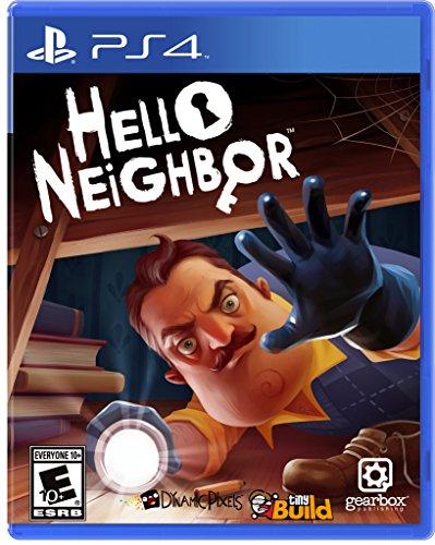 Hello Neighbor – PlayStation 4