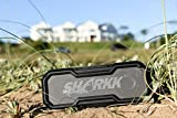 Sharkk Commando Bluetooth Speaker IP65 Waterproof Wireless Speakers with 24 Hour+ Battery Life