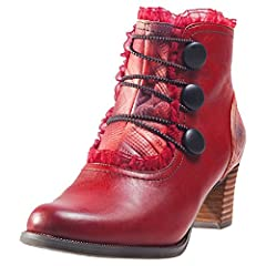 Laura Vita Amelia 09 Womens Boots