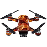 Skin For DJI Spark Mini Drone – Bacon | MightySkins Protective, Durable, and Unique Vinyl Decal wrap cover | Easy To Apply, Remove, and Change Styles | Made in the USA