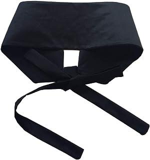 SHUNSHUNYD Donna Corpino Personalizzate in Stile Giapponese E Il Vento Migliore Abbigliamento Accessori Simulazione di Raso di Seta di Colore Solido Corpino Trasportatore,66Cm