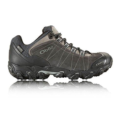 Oboz Bridger Low B-Dry Walking Shoes - SS18 Black