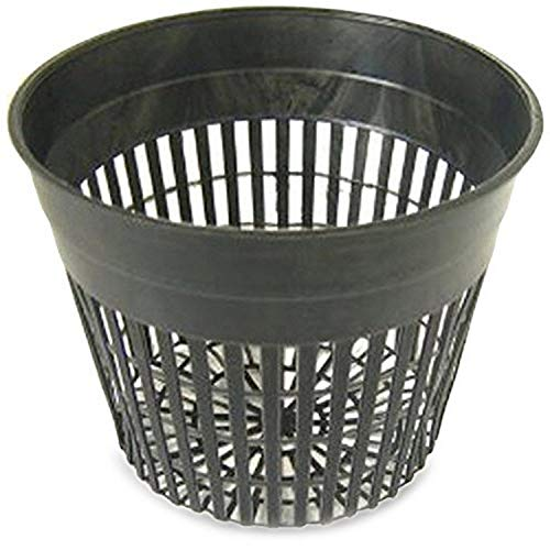 R & M Supply Custom Automated Products Net Pot, 5-Inch, 24-Pack