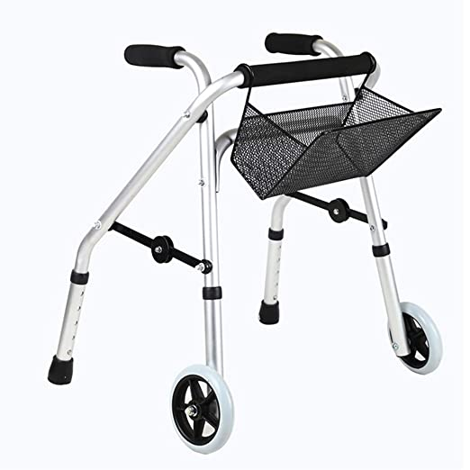 Drive Medical Walker Plegable, Andador con Ruedas para ...