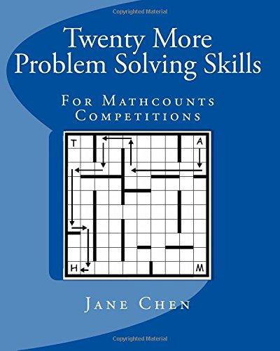 Twenty More Problem Solving Skills For
