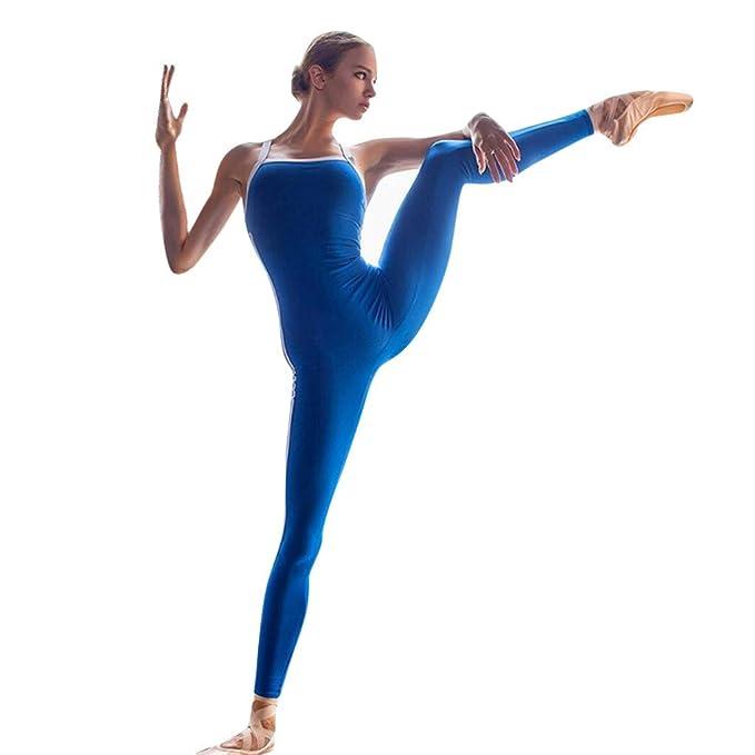 Yoga De Verano para Mujer Espalda Recortada Conjunto De ...