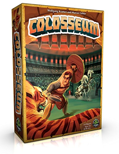 Tasty Minstrel Games Colosseum Board Game (Rome Board Games)