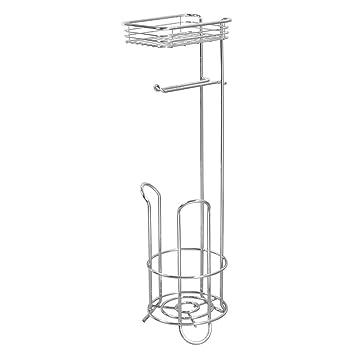 Amazoncom InterDesign Classico Free Standing Toilet Paper