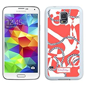 Fashionable Lilly Pulitzer 07 Galaxy S5 Generation Phone Case in White