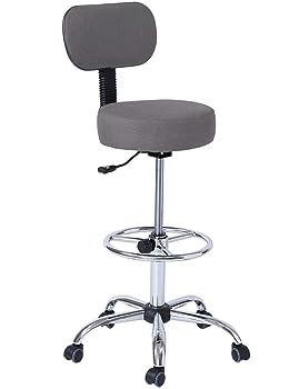 SuperJare Drafting Chair