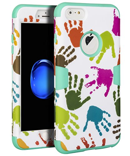 big sale e1d4e 8424e iPhone 6S Plus Case,iPhone 6 Plus Case,TOPSKY[Heavy Duty]Three ...