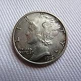 1916-D USA Mercury Dime coins COPY