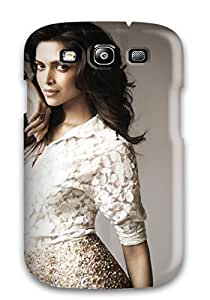 Fashionable Style Case Cover Skin For Galaxy S3- Deepika Padukone 31