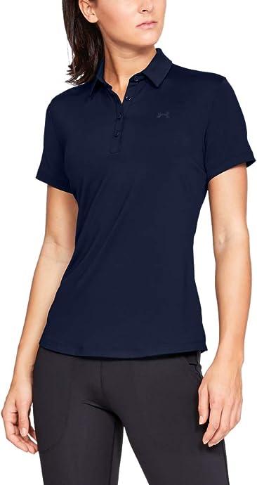 Under Armour 安德玛 UA Zinger 女子高尔夫运动POLO衫 XS码2折$11.66 海淘转运到手约¥97