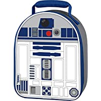 Thermos Star Wars R2D2 Tombstone Lunch Kit (Gray/Blue)