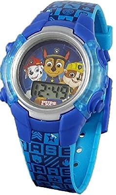 Paw Patrol Little Boy's Digital Blue Light up Watch by Accutime